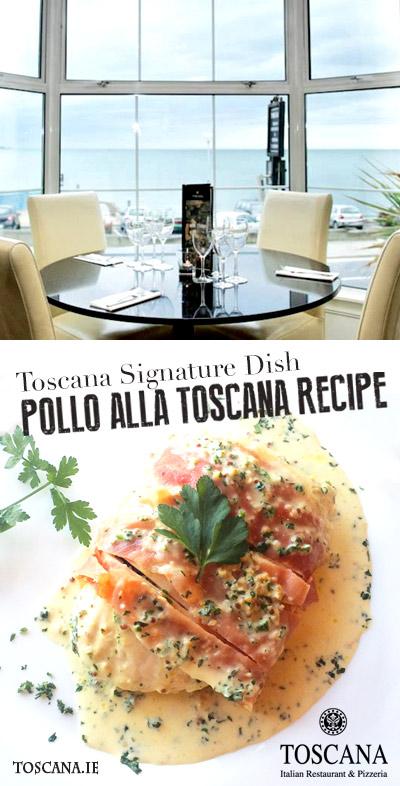 Pollo Alla Toscana - Italian Recipe - Italian Restaurant Toscana