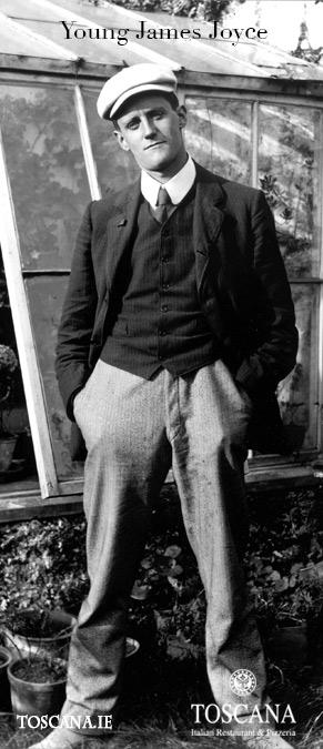 Discover-Dun-Laoghaire-Young-James-Joyce-James-Joyce-Museum