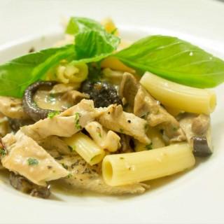 Gallery - Mushroom Pasta