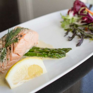 Gallery - Salmon and Asparagus