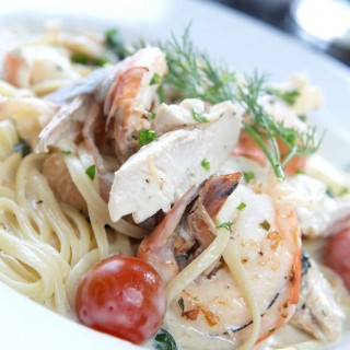 Gallery - Seafood Pasta
