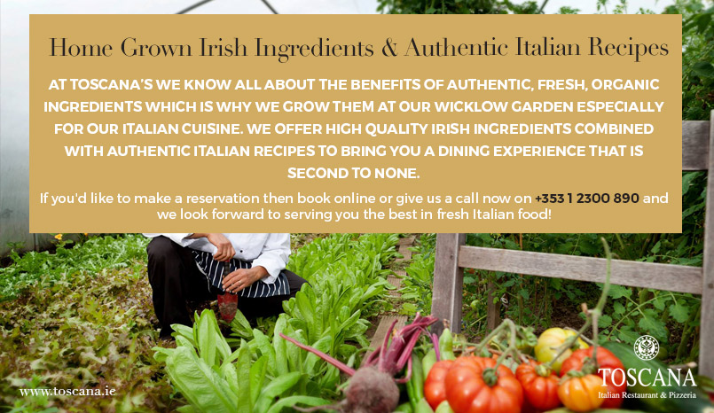 Authentic Italian Receipes - Italian Restaurant Cuisine - Toscana