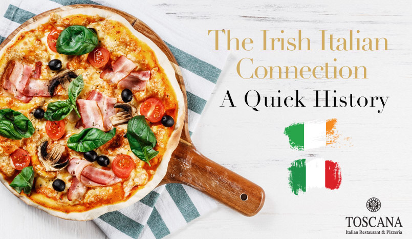 The Irish Italian Connection A Quick History