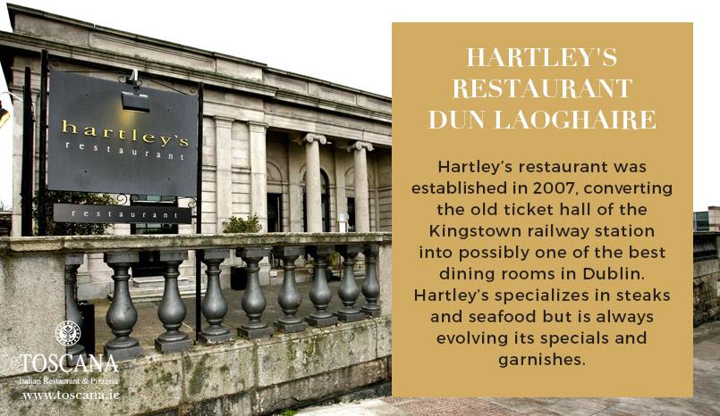 Hartley's Restaurant Dun Laoghaire