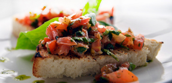 Lunch Time Menus in Dun Laoghaire - Toscana Italian Restuarant
