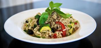 Vegan Friendly Italian Food - Toscana Dun Laoghaire