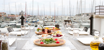 Places to Eat in Dun Laoghaire When the Sun is Shining - Toscana Italian Restaurant