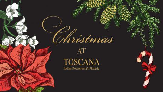 Christmas At Toscana Italian Restaurant Dun Laoghaire
