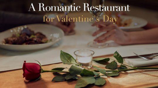 A Romantic Restaurant for Valentine's Day - Toscana Italian Restuarant Dublin